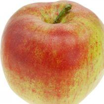 Künstlicher Apfel, Deko-Obst Ø8cm 4St
