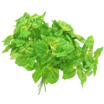 Basilikum künstlich Grün 25cm 6St
