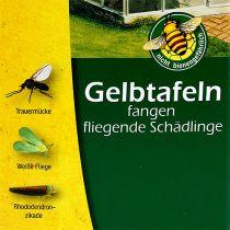 Bayer Combi-Gelbtafeln 7 Stück