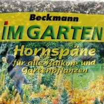 Beckmann Hornspäne 2,5kg Stickstoffdünger