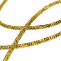 Bouillon-Draht Ø2mm 100g Gold