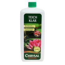 Chrysal Teich klar 1L
