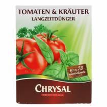 Chrysal Tomaten, Kräuter als Langzeitdünger 300g