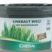 Chrysal Unkraut weg m. Rasendünger 3kg