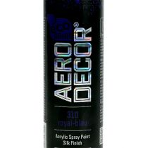 Color Spray Seidenmatt 400ml Royalblau