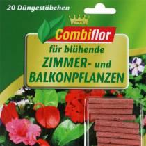 Combiflor Düngestäbchen für Blühpflanzen 20St