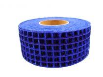 Gitterband 4,5cm x 10m Blau