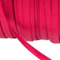 Geschenk- und Dekorationsband 3mm x 50m Pink