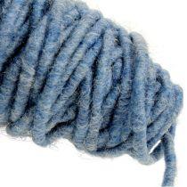 Dochtfaden 55m Blau