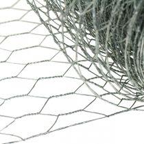 Sechseckgeflecht Draht Silbern Verzinkt Hasendraht 50cm×10m