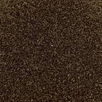 Farbsand 0,5mm Braun 2kg