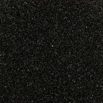 Farbsand 0,5mm Schwarz 2kg