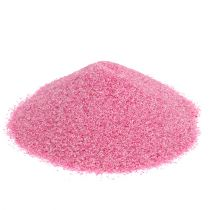 Farbsand 0,1mm - 0,5mm Pink 2kg
