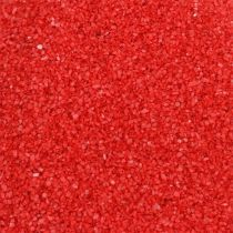 Farbsand 0,1mm - 0,5mm Rot 2kg