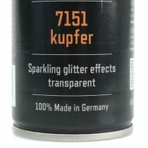 Flitter-Spray Kupfer 400ml
