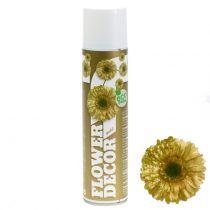 Blumenspray Flower Decor Gold 400ml