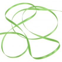 Geschenkband Hellgrün 3mm 50m
