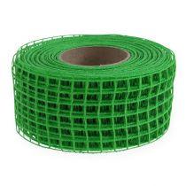 Gitterband 4,5cmx10m grün