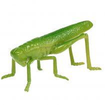 Grashüpfer Grün 11cm 1St