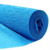Krepppapier Floristenkrepp Blau 50x250cm