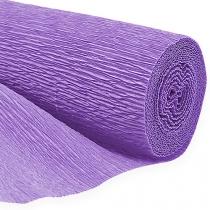Floristen-Krepppapier Violett 50x250cm