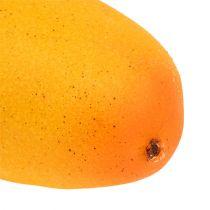 Künstliche Mango Gelb 13cm