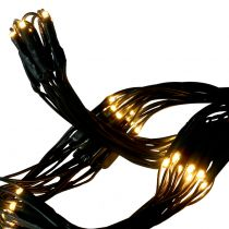 LED Lichternetz 384 Warmweiß 3m x3 m für Außen