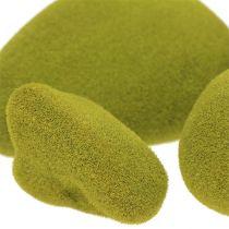 Moossteine Mix Grün 5,5-13cm 12St