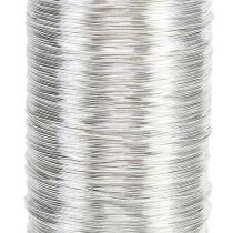 Myrtendraht Silber 0,30mm 100g