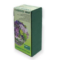 Nass Steckschaum für Frischblumen Steckmasse Gestecke Ziegel