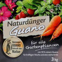 Compo Bio Naturdünger mit Guano 3kg