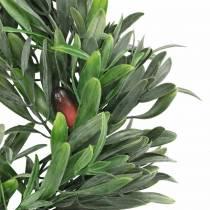 Olivenkranzkünstlich Grün Ø28cm Deko mediterran