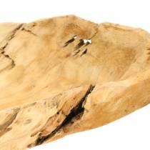 Schale Wurzelholz 50cm x 17cm H8cm