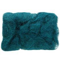 Sisal Blaugrün 250g