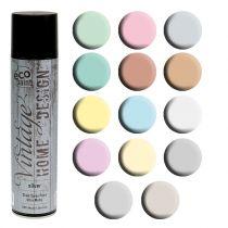 Farbspray Vintage verschiedene Farben 400ml