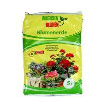 Wachsen & Blühen Blumenerde (5 Ltr.)