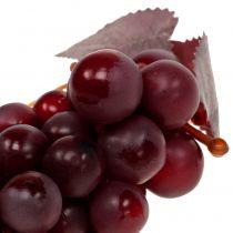Weintrauben 15cm Rot