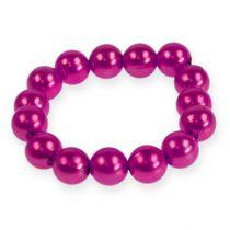 Deko-Perlen Ø10mm Pink 115St