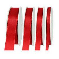 Dekorationsband Rot 50m