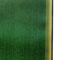 Kranzband Moiré 200mm, Dunkelgrün