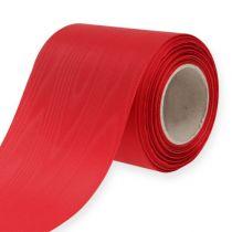 Kranzband Rot 100mm 25m