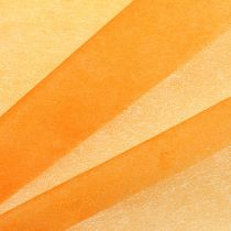Deko Vlies 60cm x 20m Hell-Orange