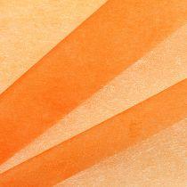 Deko Vlies 60cm x 20m Orange