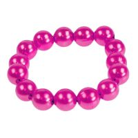 Deko-Perlen Pink 8mm 250St