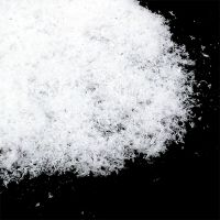 Deko Schnee fein Weiß 12g