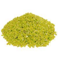 Dekogranulat Apfelgrün 2mm - 3mm 2kg