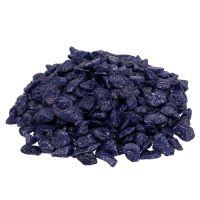 Dekosteine 9mm - 13mm Violett 2kg