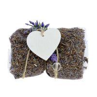 Duftsäckchen Lavendel 8x7cm