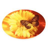 Etiketten Schmetterling 250St