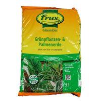 FRUX Grünpflanzen- und Palmenerde 5l
